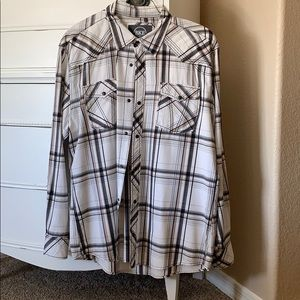 Men's BKE Buckle button down shirt